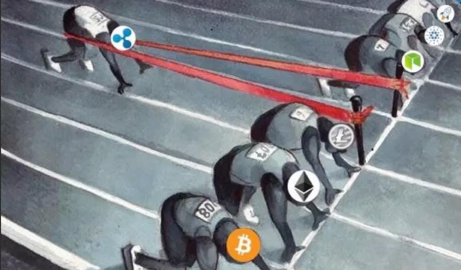 Criptomoneda Ripple, acel ,,Usain Bolt'' în universul blockchain